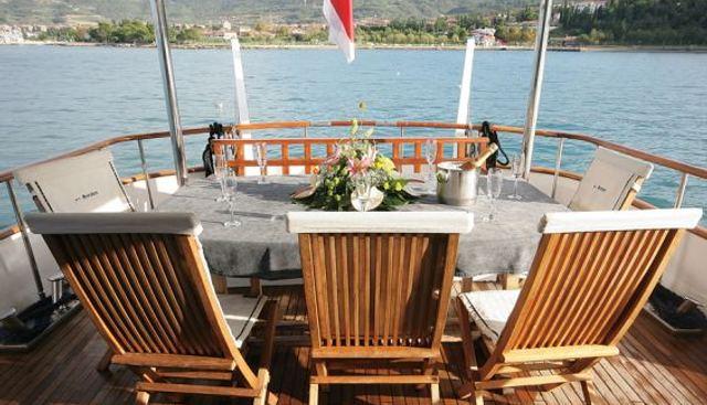 Surubim Charter Yacht - 3