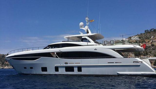 El Guajiro Charter Yacht