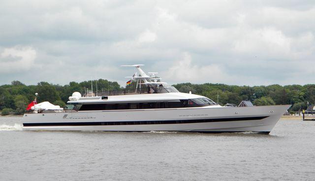 Shergar Charter Yacht - 3