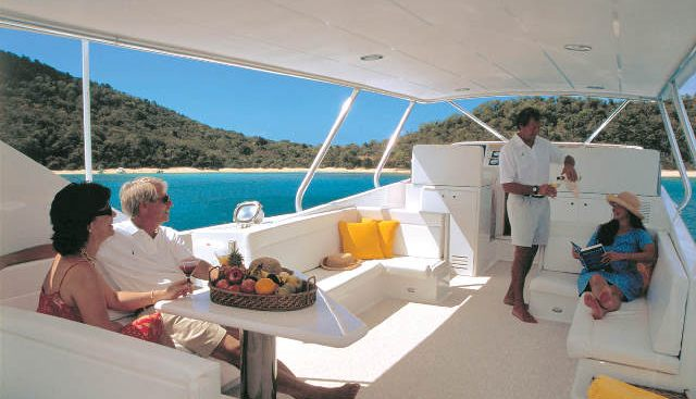 MJ Charter Yacht - 5