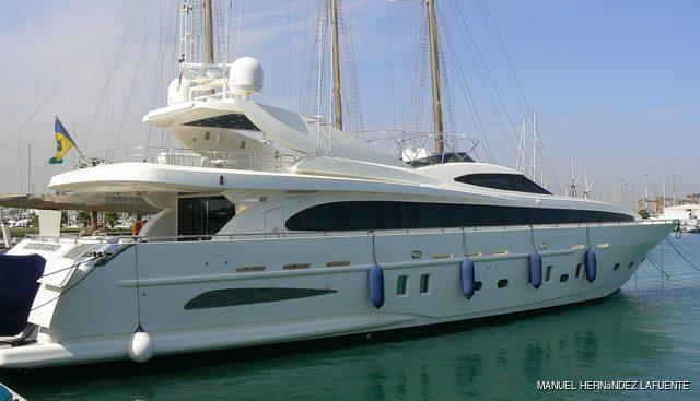 Matchinho Bis Charter Yacht - 2