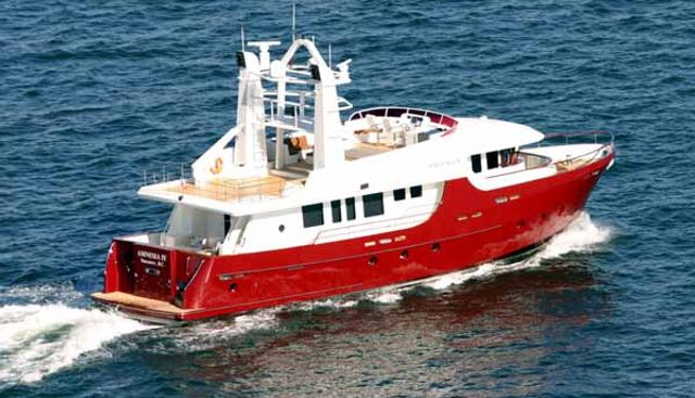 Five C's Charter Yacht