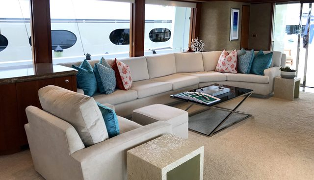 Relentless Charter Yacht - 6