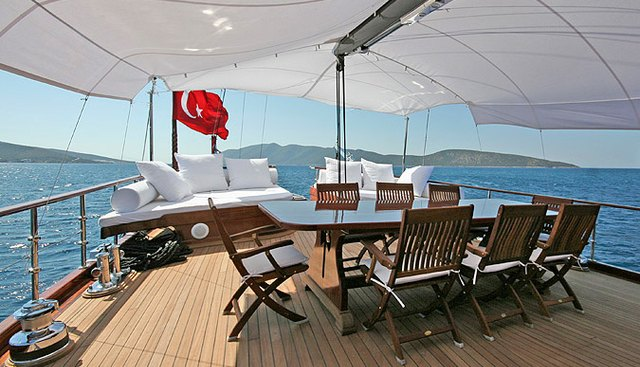 Princess Karia IV Charter Yacht - 4