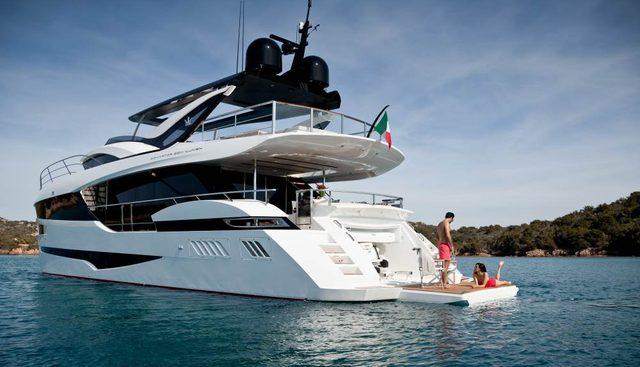 Kalliente Charter Yacht - 2