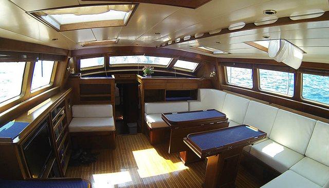 Restless Spirit Charter Yacht - 4