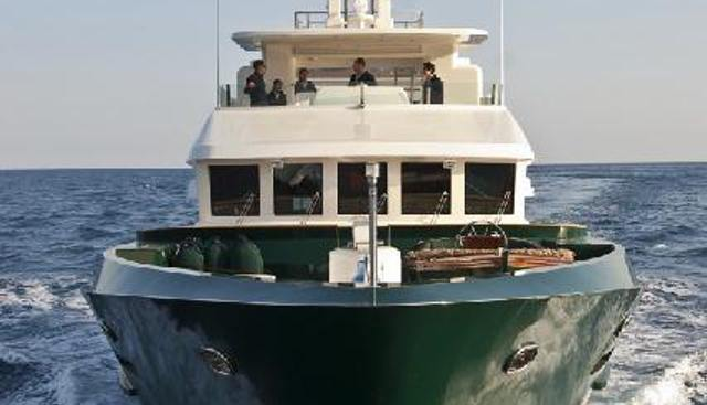W Explorer Charter Yacht - 2
