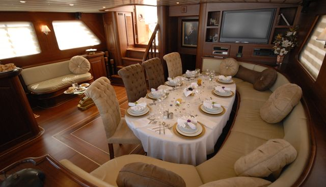 Bedia Sultan Charter Yacht - 3