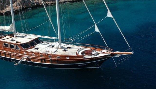 Kaya Guneri V Charter Yacht - 3