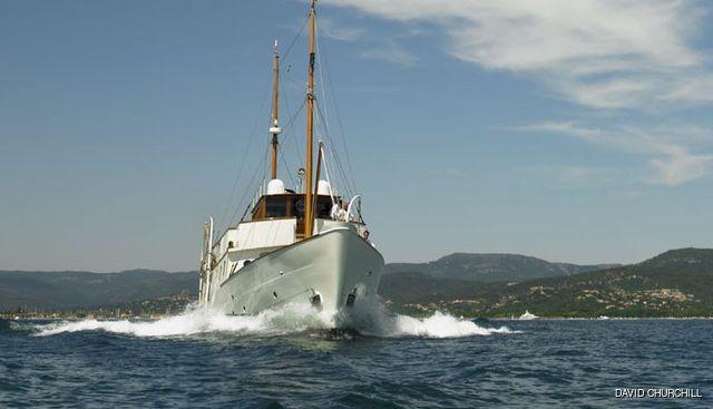 Blue Bird of 1938 Charter Yacht - 2