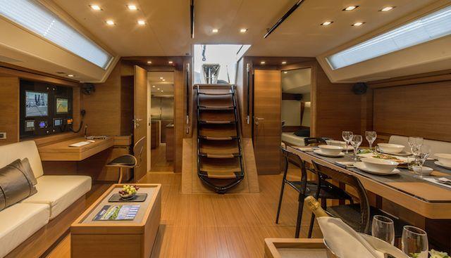 Grande Orazio Charter Yacht - 5