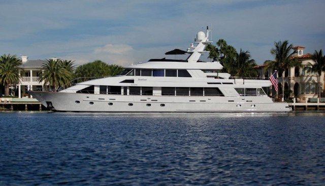 Inspired Charter Yacht