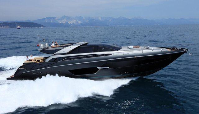 Donna Santa Charter Yacht