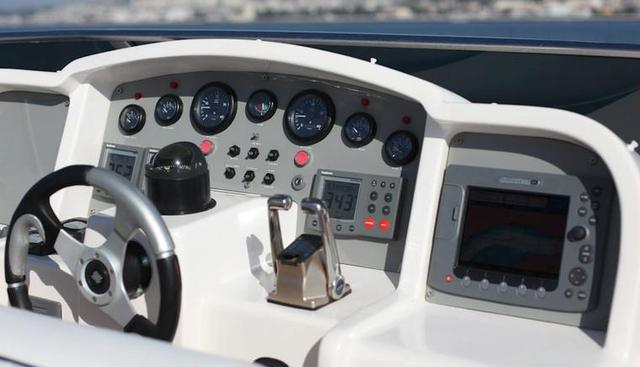 CAP TIME Charter Yacht - 6