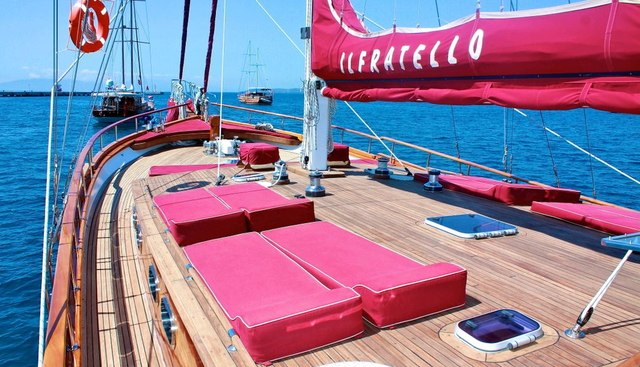 IL FRATELLO Charter Yacht - 2