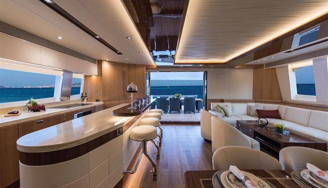 SeaGlass Charter Yacht - 7
