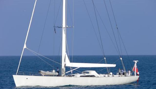 Ulisse Charter Yacht