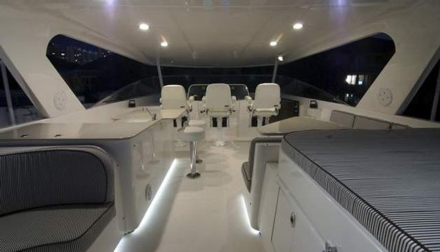 Gail Force Too Charter Yacht - 3