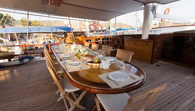 Harmonia Charter Yacht - 5
