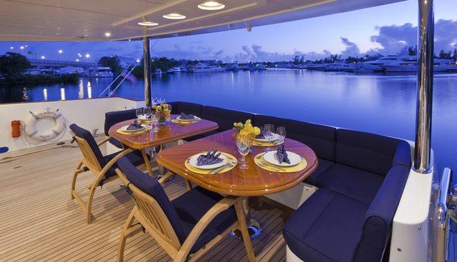 Illusion Charter Yacht - 4