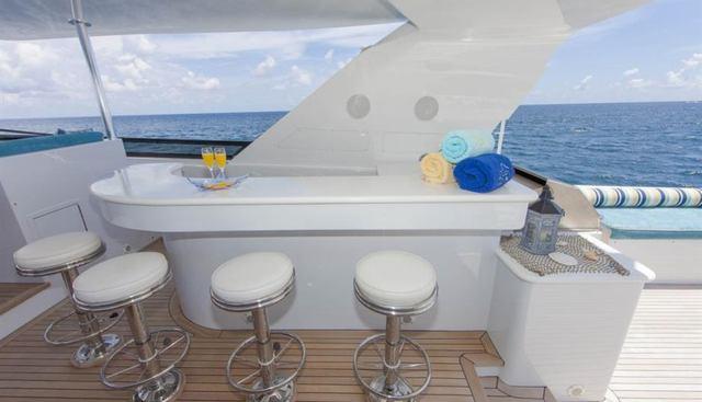 Alican Charter Yacht - 7