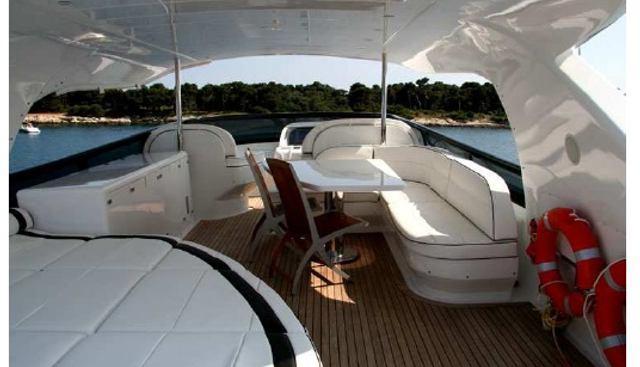 Temptation Delta Charter Yacht - 7