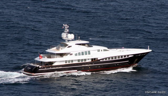Let It Be Charter Yacht - 2
