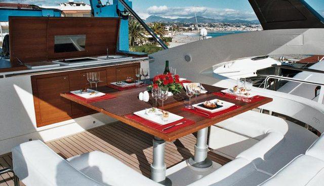 Krys Kar Charter Yacht - 8