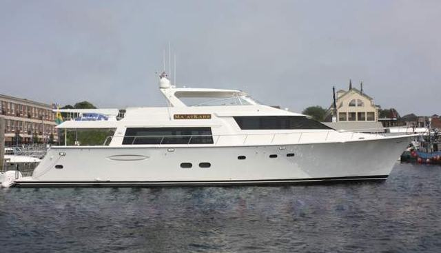 Gail Force Too Charter Yacht - 2