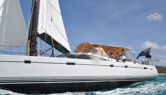 Magrathea Charter Yacht - 2
