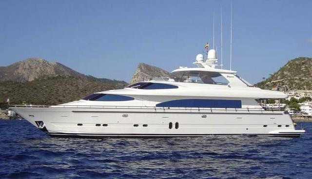 Leviathan Charter Yacht - 2