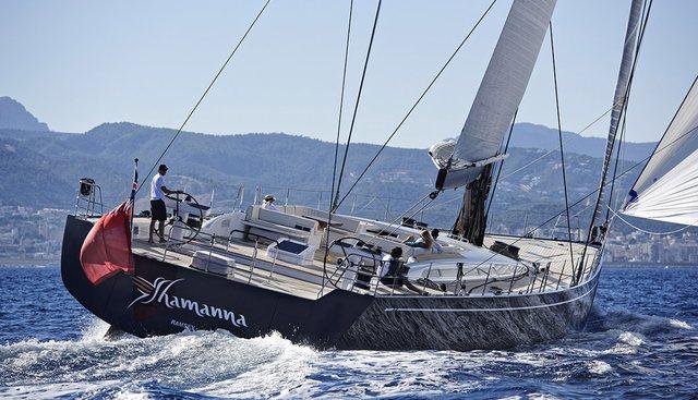 Shamanna Charter Yacht - 5