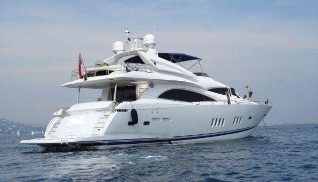 Angel Charter Yacht