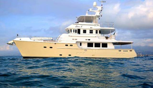 Silvia M Charter Yacht - 2