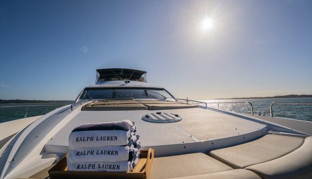Chess Charter Yacht - 2