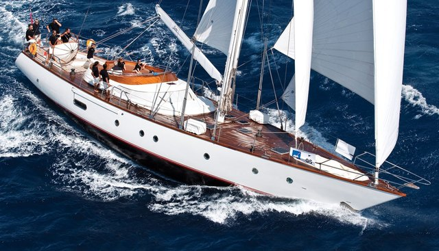 Elettra Charter Yacht