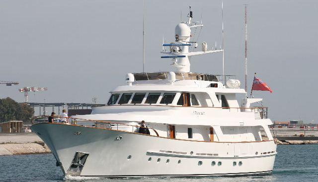 Adytum Charter Yacht - 2