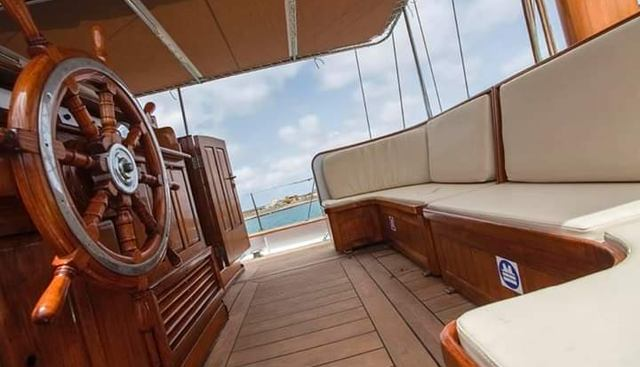 Aries Charter Yacht - 3