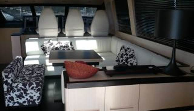 G-One Again Charter Yacht - 3