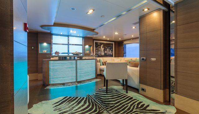 Justa Delia Charter Yacht - 8