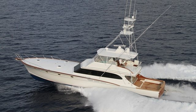 Game On Charter Yacht
