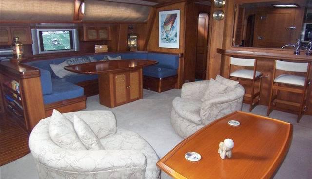 Eagle's Nest Charter Yacht - 2
