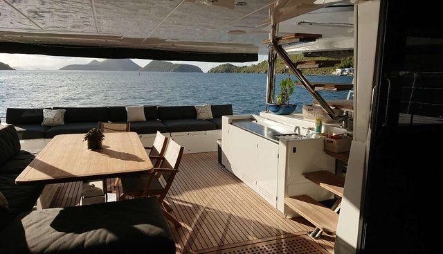 Oculus Charter Yacht - 3