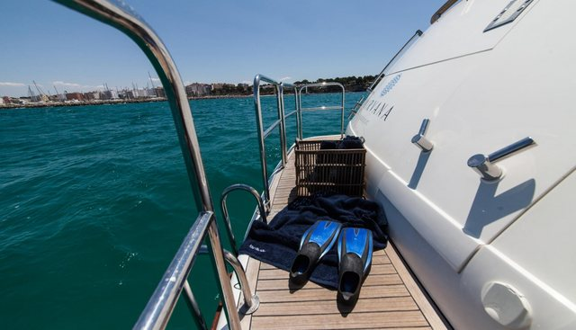 Nirvana Charter Yacht - 7