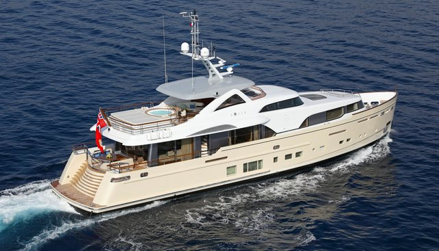 Solis Charter Yacht - 5