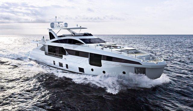 Alba Charter Yacht