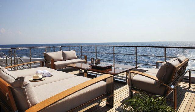 Domani Charter Yacht - 3