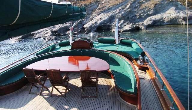 Kaptan Yilmaz 3 Charter Yacht - 3