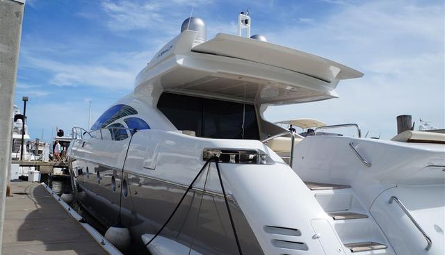 Juan Charter Yacht - 5