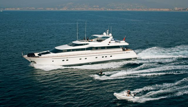 Monte Carlo Charter Yacht - 5
